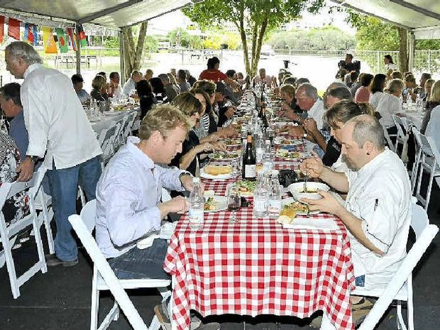 The Noosa International Food and Wine Festival runs from May 16-19.