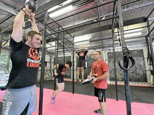 CrossFit in form for global comp