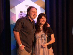 Byron Bay International Film Festival awards night