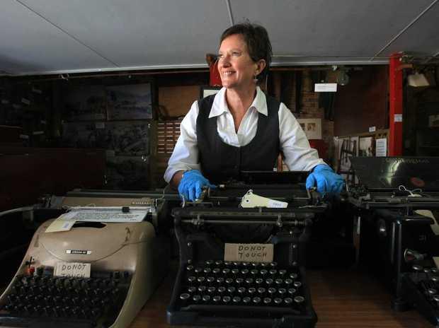 Judy Kean at Tweed River regional museum. Photo: John Gass / Daily News