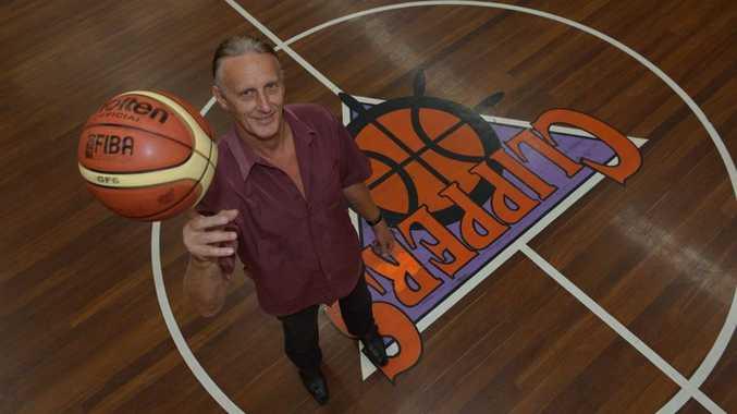Suncoast Clippers senior coach Warwick Meehl.