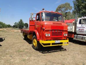 Lancefield Truck Show