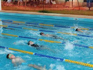 Children who swim have better cognitive development