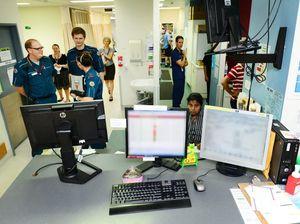 Board says Ipswich Hospital winning the war on waiting lists