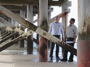 Urangan Pier's heritage listing won't be affected by revamp