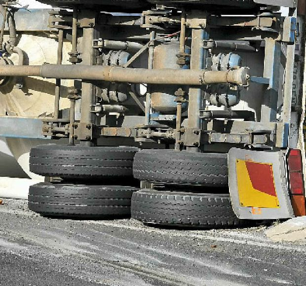 DEATH TOLL: There was one less heavy vehicle related death up to June 2012.