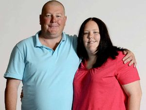 Mackay father and daughter hope they'll lose on show