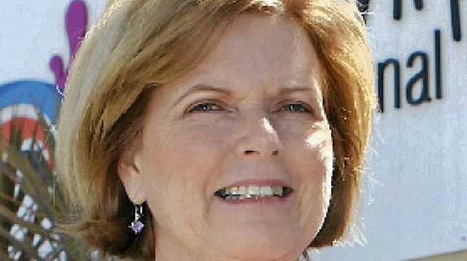 Whitsunday Mayor Jennifer Whitney.