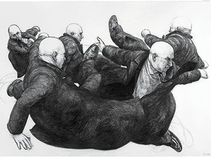 University gallery welcomes contemporary drawing exhibition
