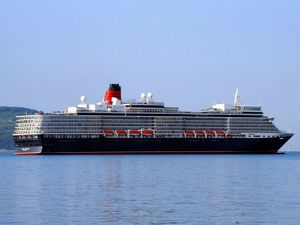 Cruise the Mediterranean in 2014 aboard Queen Elizabeth