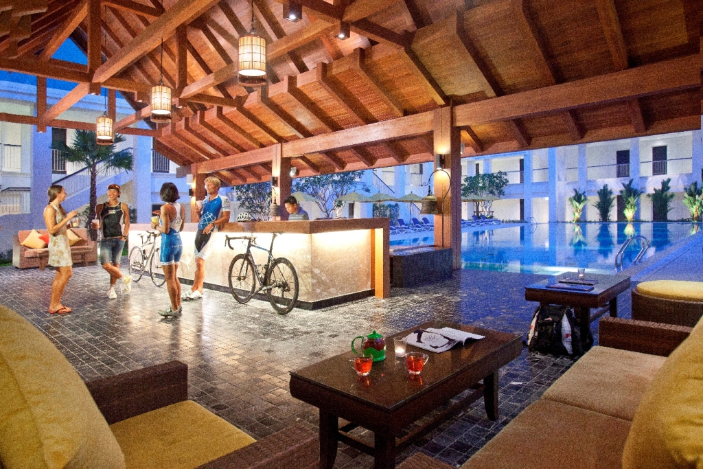 The newly launched, world-class Thanyapura Sports Hotel supports guests in their pursuit of sporting excellence at TSLC's state of the art facilities.