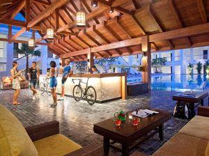 International athletes enjoy time at Thai sports hotel