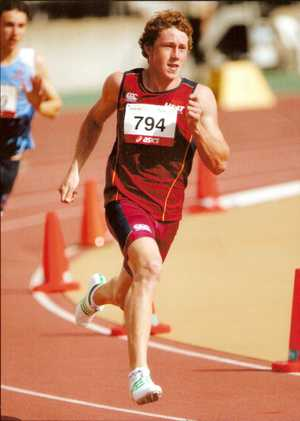 Ballina athlete Jay Meaney will compete at the World Junior Championships in Spain in July after an outstanding performance at the Australian Junior Championships in Sydney.