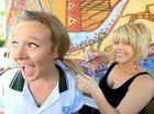 Demi Harm gets her hair chopped.
