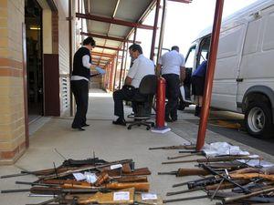 Firearm Amnesty
