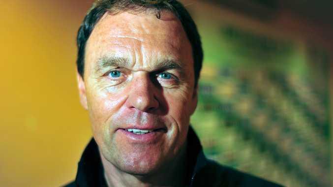 Socceroos head coach Holger Osieck.