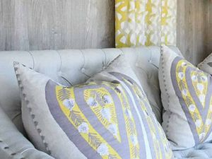 Say it with soft furnishings
