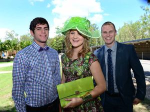 Young fashionistas ready for the field this St Patrick's Day
