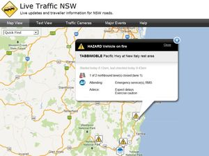 New traffic alerts via mobile a must on the Pacific Highway
