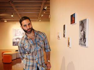 Archibald nominee Zavros in Rockhampton for artist talks