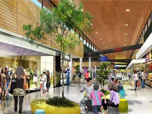 Stockland expansion is worth shouting about: councillor