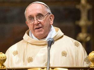 Pope Francis speaks on gays
