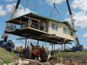Hemmings family forced to raise their home - again