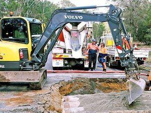 South-east Queensland cut-price road repairs warning