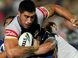 Fierce Tamou disappointed he won't face Roosters enforcer