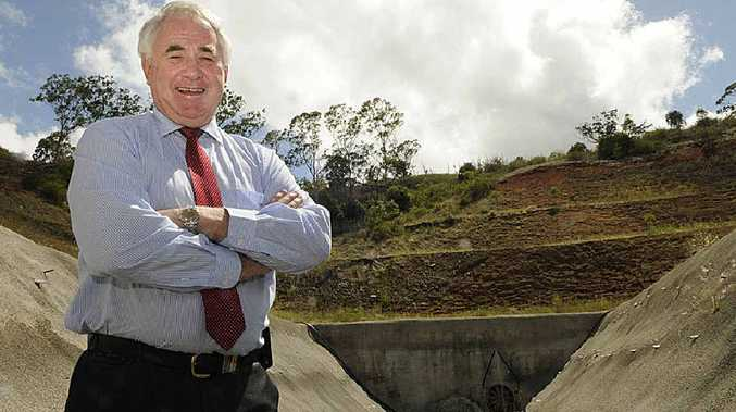 MILESTONE REACHED: After five years on council, Mayor Paul Antonio still believes the Toowoomba bypass is part of the region's future. He will head to Canberra on Monday to work on the project's business case.