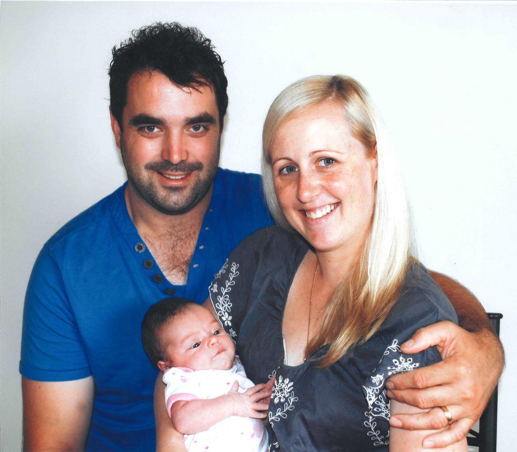 Blackwater man Adam Bush helped save the life of Rockhampton man Gavin Williamson