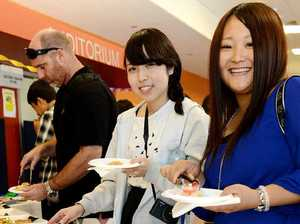 USQ plays Harmony Day host as cultures convene