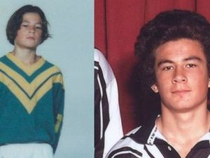 Early hints of Sonny Bill's charisma