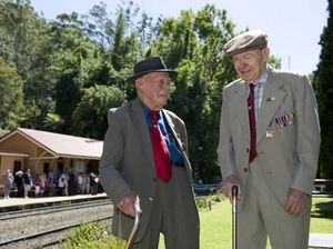 Spring Bluff departure remembered
