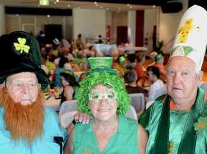 Green tinge at Seniors Week launch