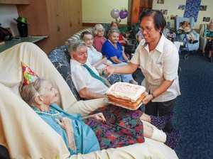At 104, Alma is a true survivor