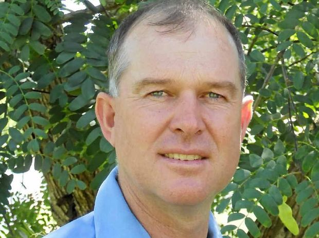 Deputy Gympie Mayor Tony Perrett empathises with Mr Carpenter's predicament but makes no apology for the council's stance.