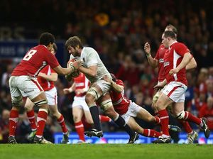 Wales wipes out England to secure Six Nations crown