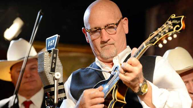 LIFE-LONG MUSO: Grammy award-winning mandolin player Mike Compton in Lismore to perform and host workshops.