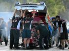 Drags burn serious rubber at Benaraby championships