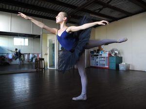 Ballet aficionado Madison set to perform in dance comps