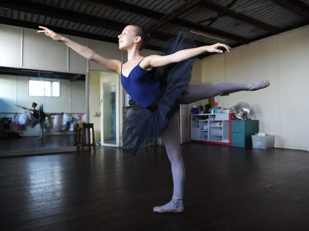 Madison Wieland is heading to the Gladstone Dance Festival.