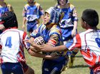 Action from the Norths Juniors versus Redbank Plains White at Keith Sternberg Oval on Saturday, March 16.