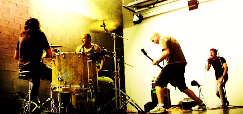 Rock group REDSTARBORN.