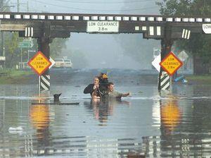 Preparing for next flood