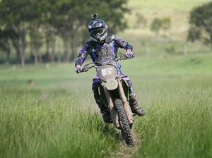 Capricorn dirt bike riders' trial day attracts 160 riders