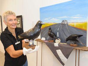 Visitors swarm to Hervey Bay's new combined arts hub
