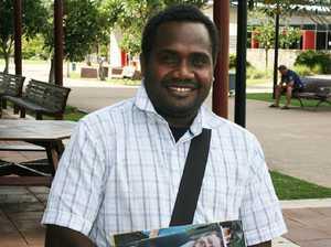 Enoch is USQ's man in PNG