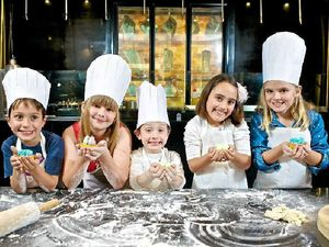 Junior chefs invited to make a mess