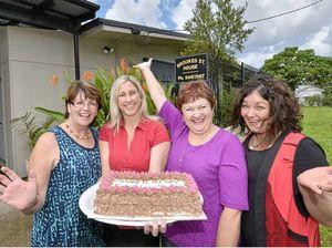 Vibrant fix at Respite House lifts morale